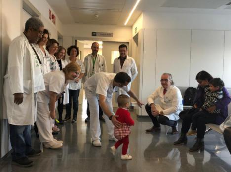 Abren las Consultas Externas de Pediatría del Materno-Infantil