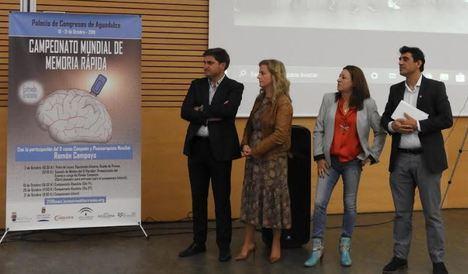 El Campeonato de Memoria Rápida reúne a 400 participantes de Roquetas de Mar