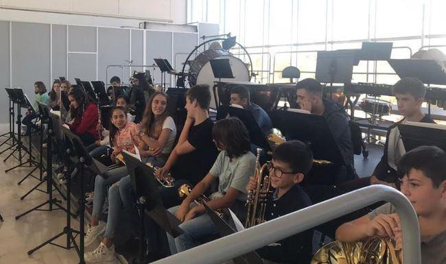 La Orquesta Infantil de Almería crea las 'Musicolimpiadas'