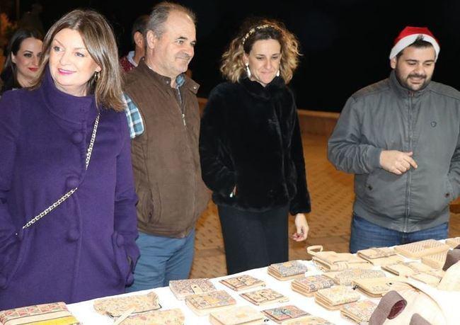 Almerimar y Balerma acogen el Mercadillo Navideño de Artesanía