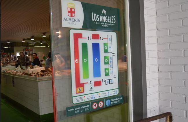 El Ayuntamiento de Almería licita 90 barracas en los mercados