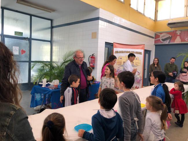 'Mi Mercado Me Gusta' Cierra Con Un Nuevo Éxito Su Taller Destinado A Las Familias Vicarias