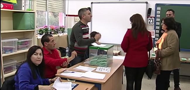 Las elecciones andaluzas activan a 2.000 carteros