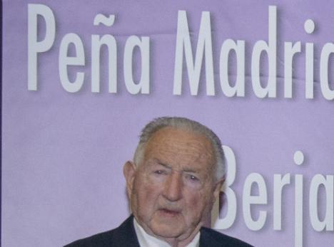 Miguel Moreno optará a la reelección de la presidencia de la Peña Madridista de Berja