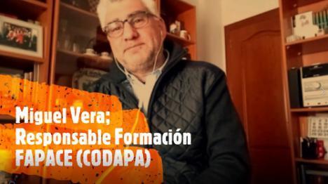 Miguel Vera: 'Defendemos que la mejor educación debe ser para todos'