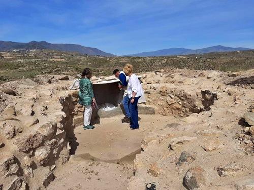 La Junta hará una prospección geofísica en una tumba de Los Millares