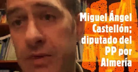 """Castellón: """"Los diputados de Vox nos faltan al respeto a diario en las sesiones del Congreso"""""""