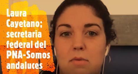 Laura Cayetano: 'La independencia no es el fin, es la herramienta'