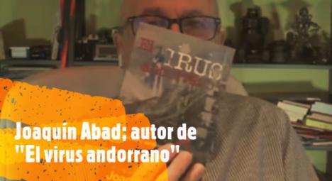 Joaquín Abad novela el origen andorrano del #COVID19