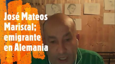 José Mateos: 'En Alemania gano 3.000 euros como basurero... y no llegamos a fin de mes'
