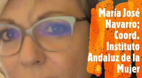 Navarro (IAM): 'La violencia machista no tiene nada que ver con la intrafamiliar'
