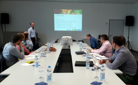 4 empresas de Almería y una de Sevilla ofrecen en Alemania agricultura ecológica