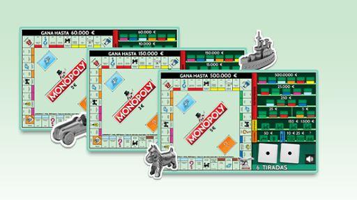 Un almeriense gana medio millón de euros con el Rasca del Monopoly