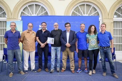 El Patio de Luces de la Diputación acoge el III Ciclo de Conferencias de Montañismo de Almería