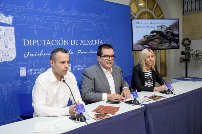 Diputación impulsa la tradicional celebración de 'Moros y Cristianos' en Olula de Castro