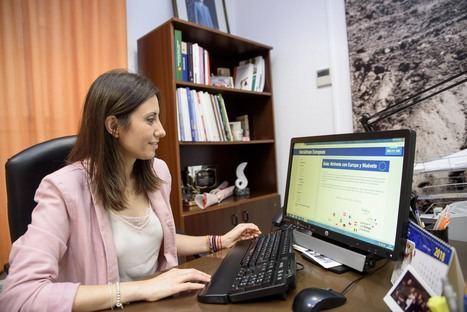 Diputación apuesta por la movilidad europea a través de cinco guías para el verano 2018