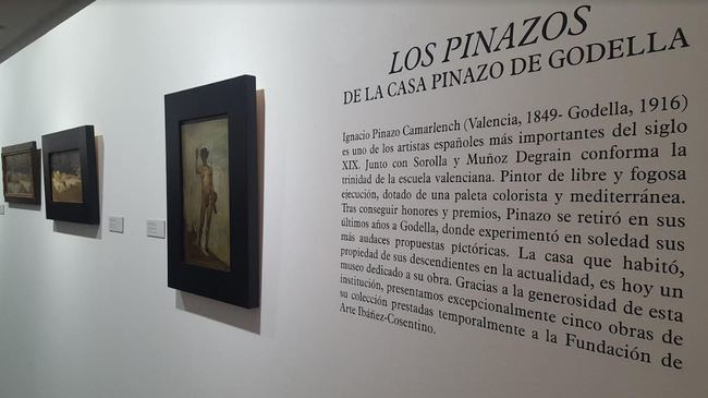 El Museo Ibáñez de Olula del Río clausura la exposición 'Los Pinazos'