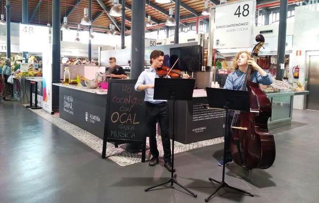 La OJAL y la Hvitfeldtska Kammerorchester se fusionan en 'Almería International Youth Music Meeting'