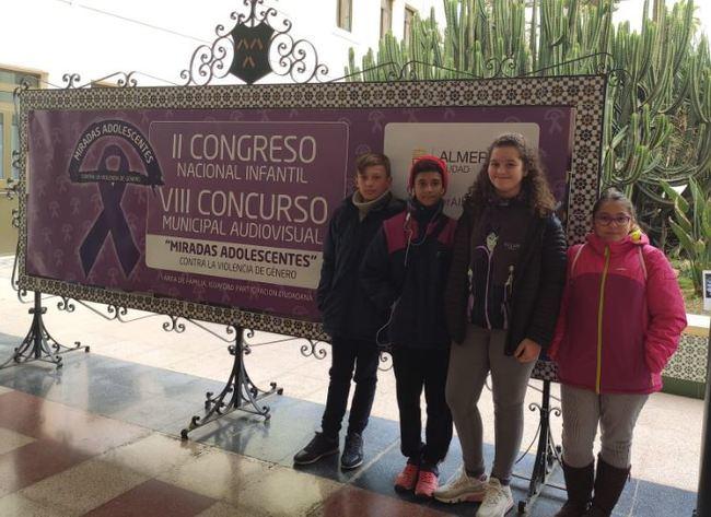 Valoración Positiva De Vícar En El II Congreso Infantil Contra Violencia De Género
