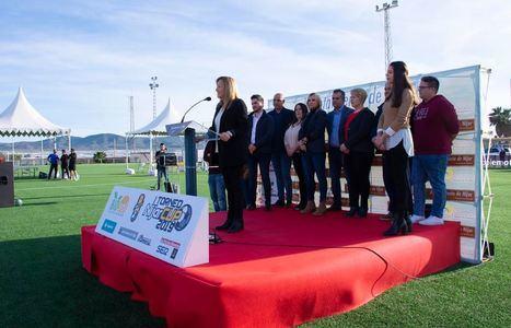 Nace la Níjar Cup un torneo de fútbol con denominación de origen