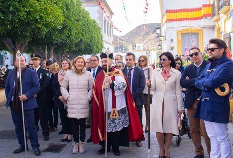 Níjar resplandece con las fiestas en honor a su patrón, San Sebastián