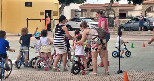 Infancia Y Mayores Se Volcaron Con Las Actividades De La Prefiesta De La Puebla