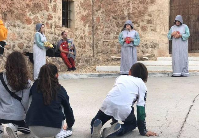 Las Estaciones De Las Ánimas abren el Programa Cultural de Vícar