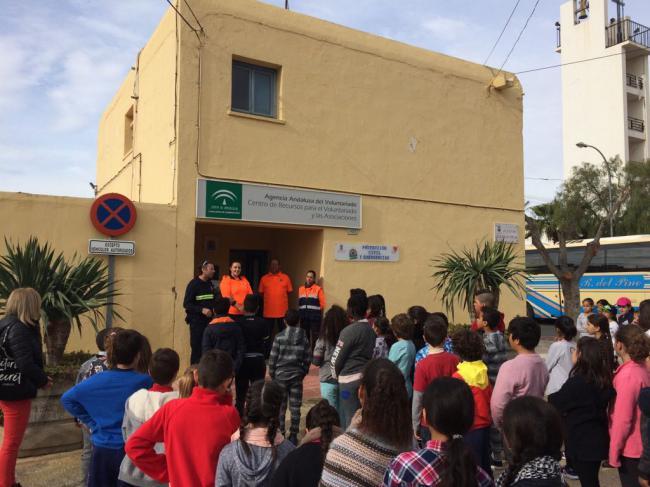 Nueva Edición De 'Conoce Tu Pueblo' Con La Presentación A Los Centros Educativos De Vícar