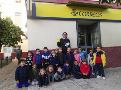 281 niños almerienses han participado en actividades de Correos