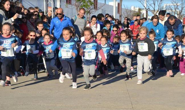 Más de 300 niños inauguran el gran ambiente de la Media