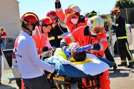 Las solicitudes de asistencia al 061 aumentan un 20,6% en 2020 en Almería