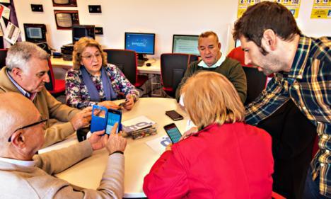 Guadalinfo supera en Almería los 112.300 usuarios