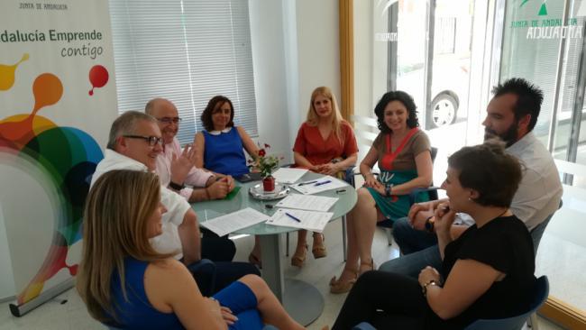 Dos nuevas empresas en el CADE de Huércal de Almería
