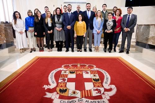 12 nuevos auxiliares administrativos en la plantilla municipal