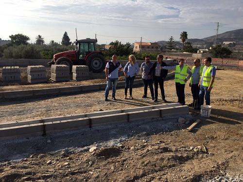 Diputación destina 277.000 euros a un edificio de usos múltiples en los Baños de Sierra Alhamilla