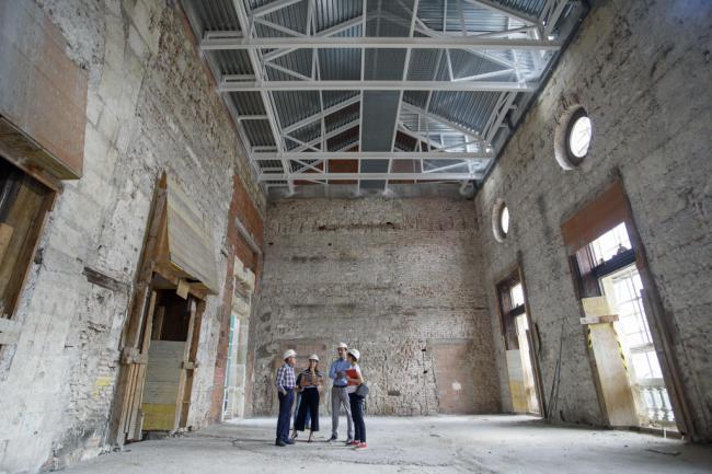 El Ayuntamiento retoma la redacción del proyecto del interior de la Casa Consistorial