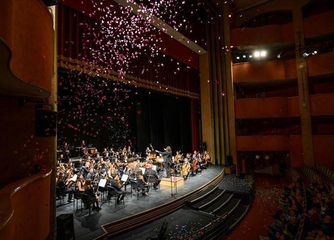La OCAL y su orquesta joven enseñan a disfrutar el Barroco