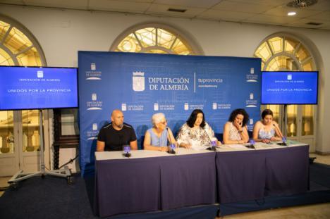 Ohanes exhibe el próximo 10 de agosto su Cultura y Tradiciones a la luz de la luna