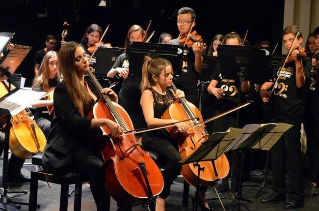 La OJAL y la joven orquesta de cámara sueca se citan en el Apolo