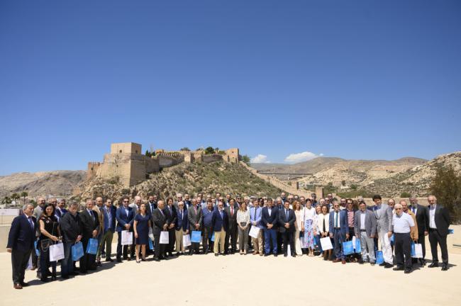 Arquitectos y aparejadores de toda España reunen su Consejo General en Almería