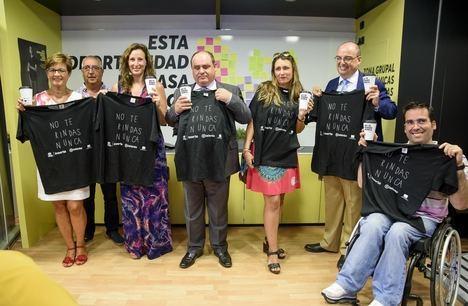 El roadshow de Fundación ONCE llega a Almería
