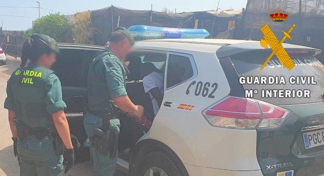 A prisión el autor de la agresión a un agricultor de Roquetas que no le dio trabajo