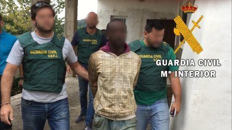 Una compleja investigación permite detener a un hombre por matar y robar a una prostituta en Roquetas