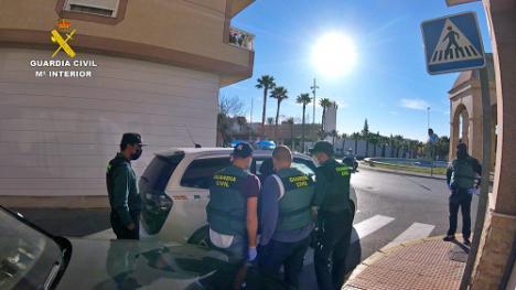 45 implicados en una red que simulaba violencia machista para lograr la residencia en España