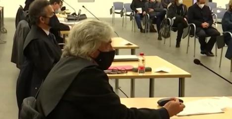 El #COVID19 de algunos acusados y letrados amenaza el juicio de la Operación Poniente