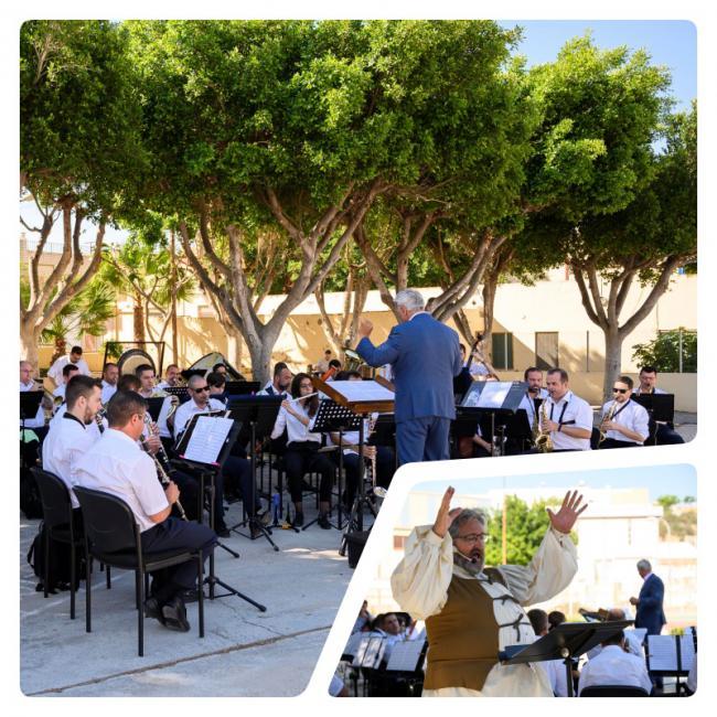 La Banda Sínfónica Municipal acerca la figura de 'El Quijote' al público infantil