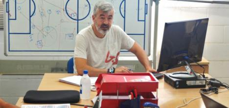 Óscar Fernández vuelve a la UD Almería para entrenar al filial