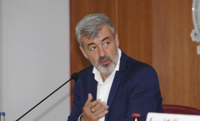 Oscar Fernández despedido