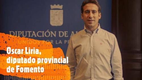 """Liria: """"4.300 empleos serán posibles con el Programa Acelera de la Diputación"""""""