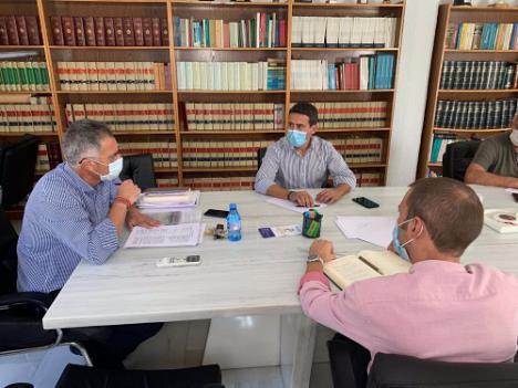 Diputación y Olula del Río planifican las inversiones hasta 2023
